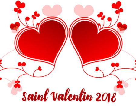 Saint Valentin 2018